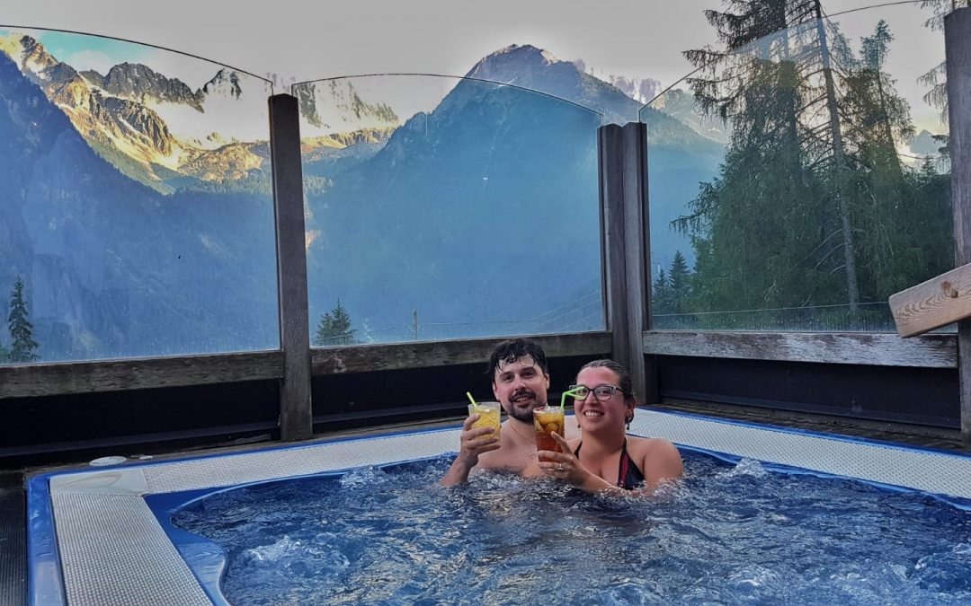 Chalet Al Foss: benessere in Val di Sole!