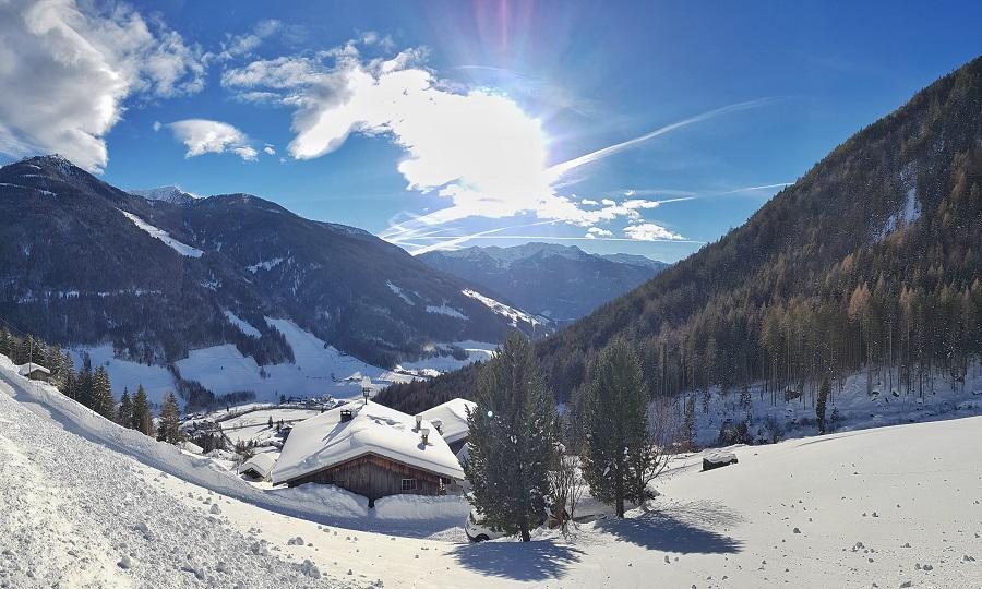 Valle Aurina da scoprire in inverno