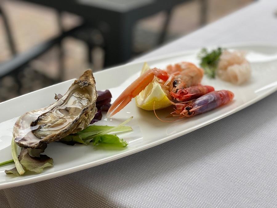 Ristorante Borgo Nuovo: pesce di qualità