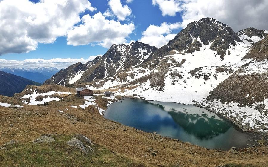 Al Rifugio Lago di Pausa: che meraviglia